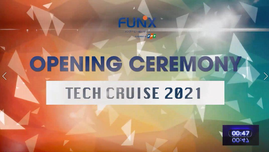 On Boarding Tech Cruise 2021